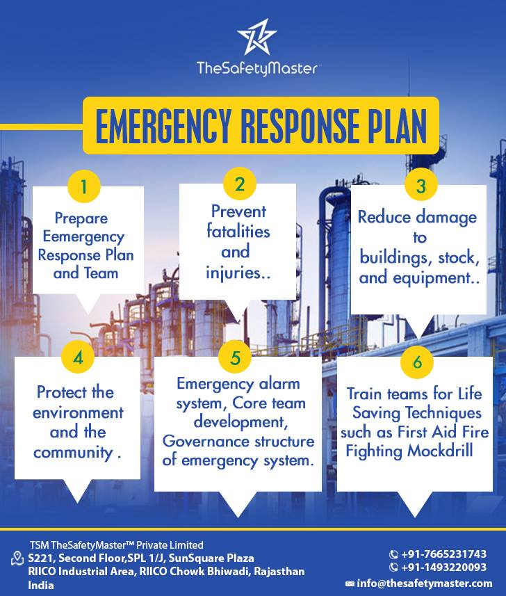 Emergency response planning Training by TheSafetyMaster™
