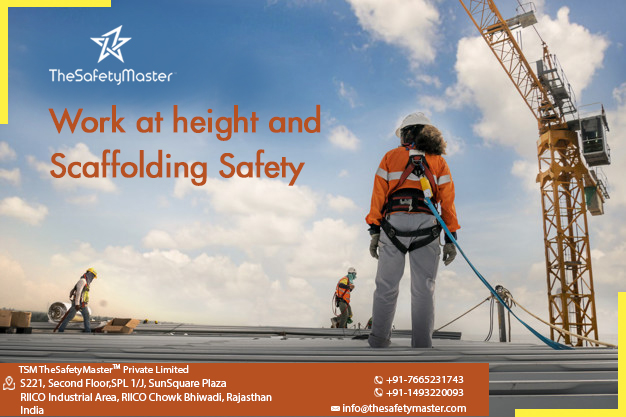 Work at height and Scaffolding Safety