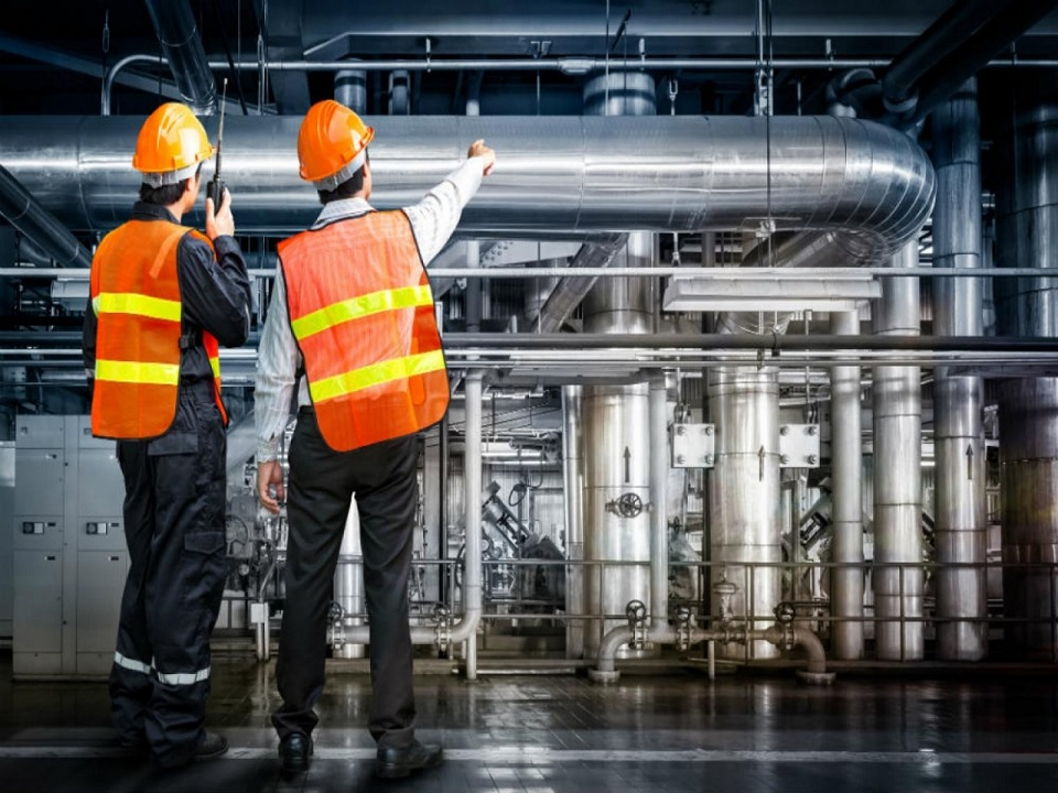 Process Safety Management for Hazardous Industry