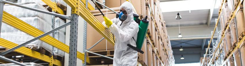 Industrial hygiene-banner