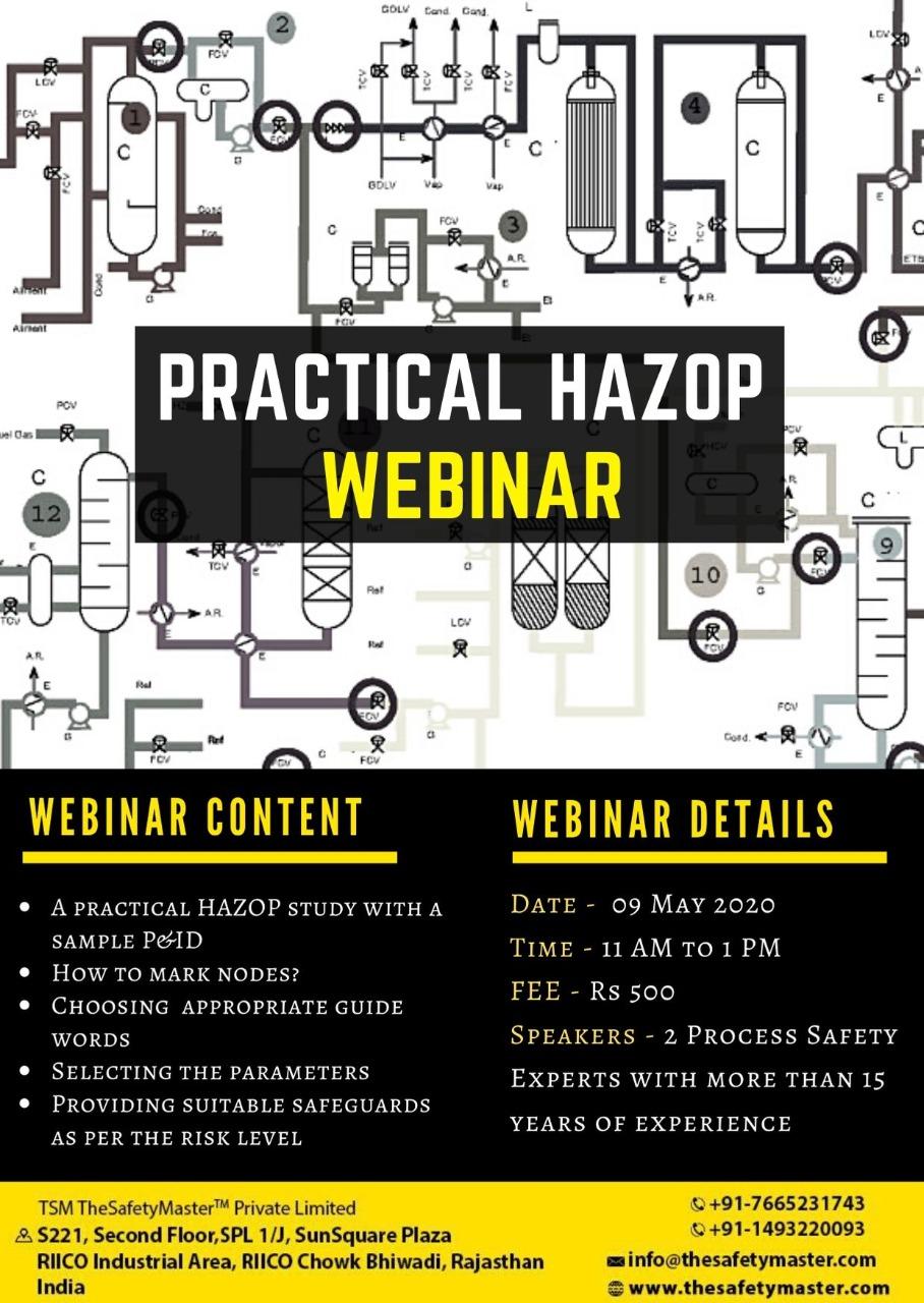 Practical HAZOP Webinar1